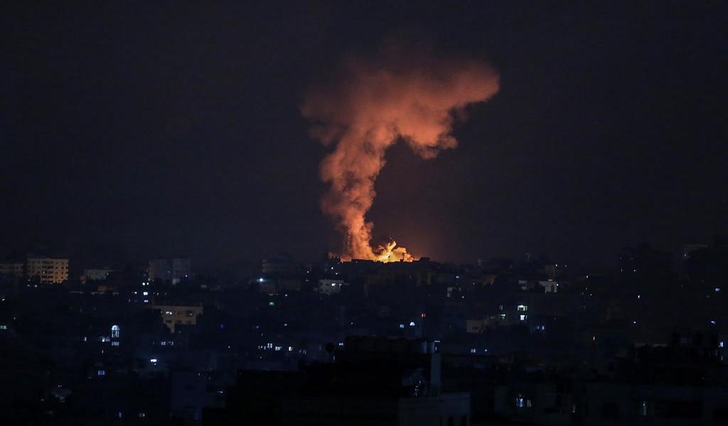 EUA pide a sus ciudadanos evitar viajes a Israel por conflicto con Hamas