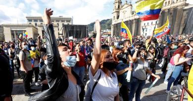 CIDH pide visitar Colombia ante denuncias por protestas