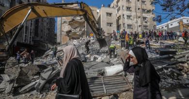 Acusa Palestina a Israel de crímenes de guerra contra Gaza