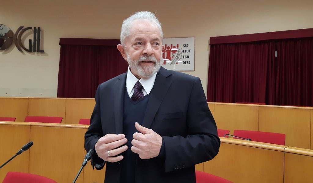 Me presentaré a elecciones presidenciales si soy favorito para ganarlas: Lula