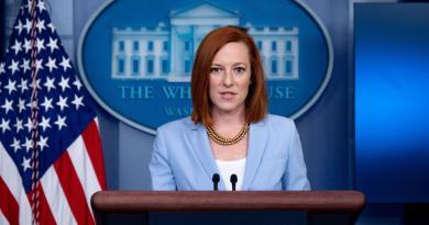 EUA 'no tiene planes' de cambiar su ayuda militar a Israel, asegura Jen Psaki