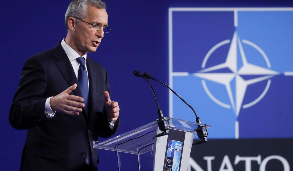 Afirma OTAN que acción 'agresiva' de Rusia es una amenaza a la seguridad