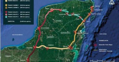 Tren Maya vuelve a su ruta original: Valladolid-Cancún