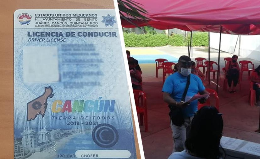 Mira cómo tramitar la licencia de conducir durante la pandemia en Cancún y Chetumal