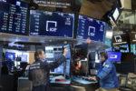 Wall Street cierra mixto ante nueva ola de infecciones por COVID-19