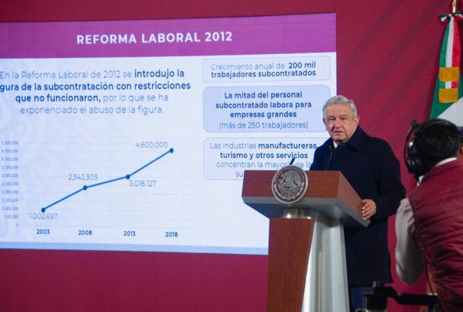 PRESIDENTE DE LA REPÚBLICA FIRMARÁ DECRETO PARA REGULAR PRESAS, PREVENIR INUNDACIONES Y PROTEGER A LA POBLACIÓN