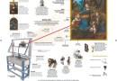Con rayos X descubren obra oculta de Da Vinci en La Virgen de las Rocas