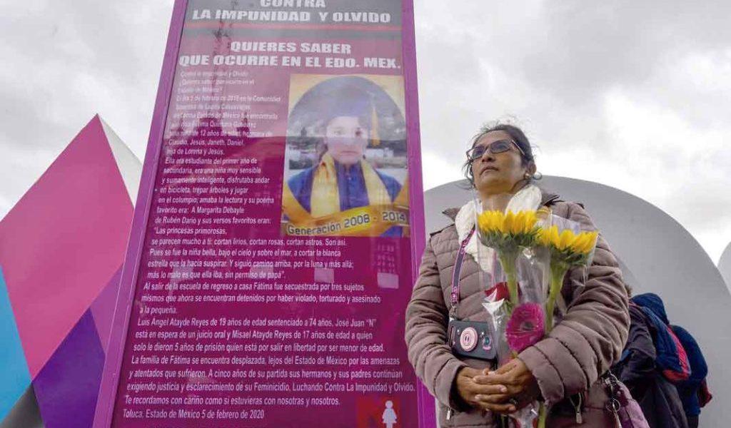 Feminicidio: lugar donde se distrajo la justicia en México