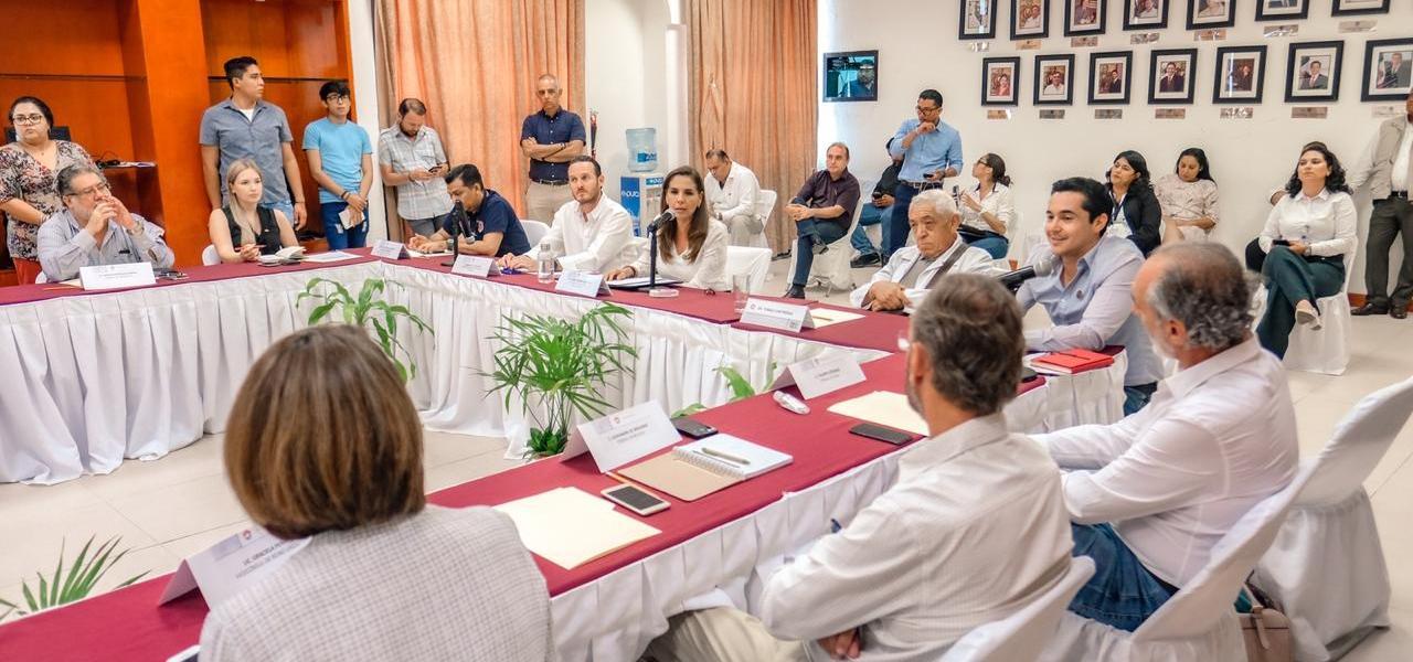 """""""TRABAJAMOS EN VARIOS FRENTES PARA CONTENER LA EXPANSIÓN DEL COVID-19"""": MARA LEZAMA A CÓNSULES"""
