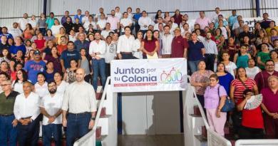 La fuerza del gobierno está en su gente: Pedro Joaquín Delbouis