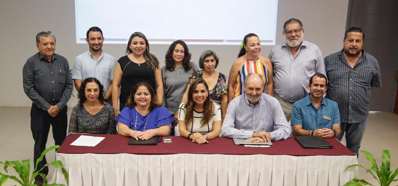 RECONOCEMOS LEGADO EJEMPLAR DE PIONEROS EN FUNDACIÓN DE CANCÚN: MARA LEZAMA