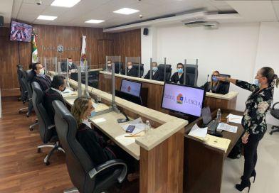 TOMA PROTESTA LA MAGISTRADA VERÓNICA ACACIO TRUJILLO, DE NUEVO COMO INTEGRANTE DEL CONSEJO DE LA JUDICATURA DEL PODER JUDICIAL DEL ESTADO DE QUINTANA ROO