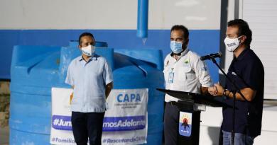 Con histórica inversión de 248 millones de pesos por parte del Gobierno del Estado, Cozumel cuenta hoy con mejor infraestructura de agua potable, drenaje y saneamiento: Pedro Joaquín