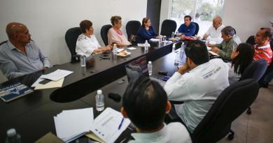 Propicia Pedro Joaquín transparencia en el manejo de los recursos del Derecho de Saneamiento Ambiental