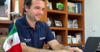 Une Pedro Joaquín esfuerzos con médicos de Cozumel y lanzan campaña para generar mayor conciencia social sobre el Covid-19