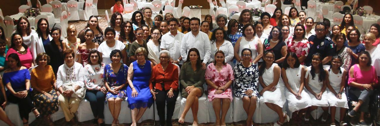 El potencial de Cozumel está en sus mujeres: Pedro Joaquín