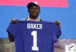 DeAndre Baker, jugador de Gigantes de Nueva York, se entrega a la policía