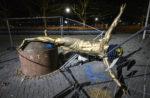 Gobierno de Malmo busca reubicar estatua de Zlatan Ibrahimovic