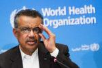 Jefe de la OMS insta a la solidaridad global para sanidad en Tokio 2020