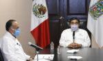 Supera Puebla los mil contagios por COVID-19