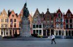 Virus da a Bélgica el mes de abril más mortal desde la Segunda Guerra Mundial