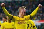Así fue el primer gol, en el regreso de la Bundesliga (VIDEO)