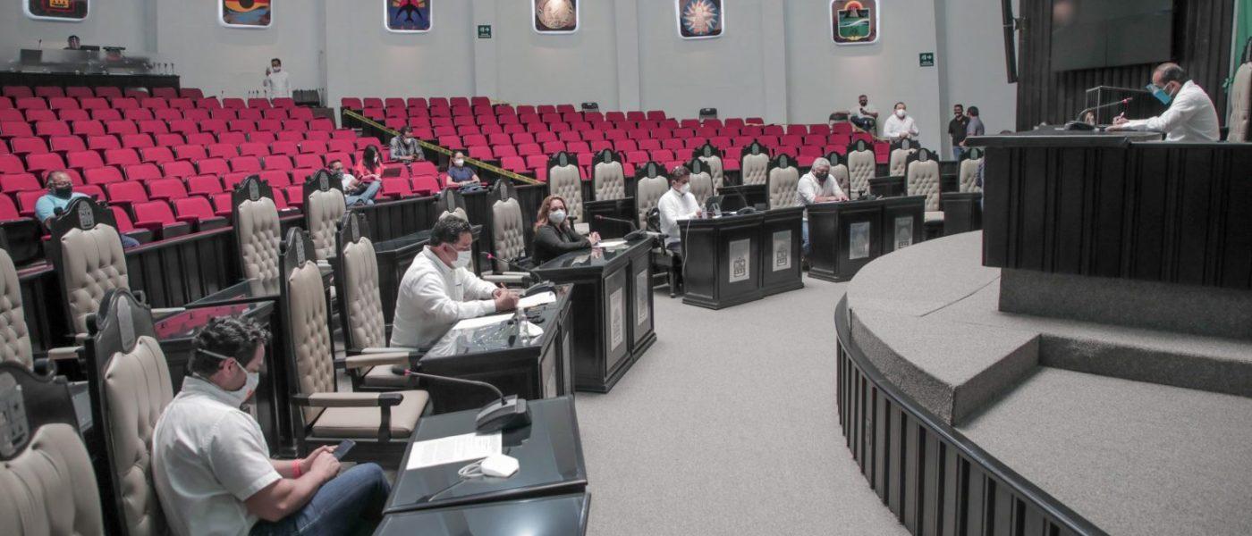 Sesiona la Comisión Permanente del Congreso de Quintana Roo