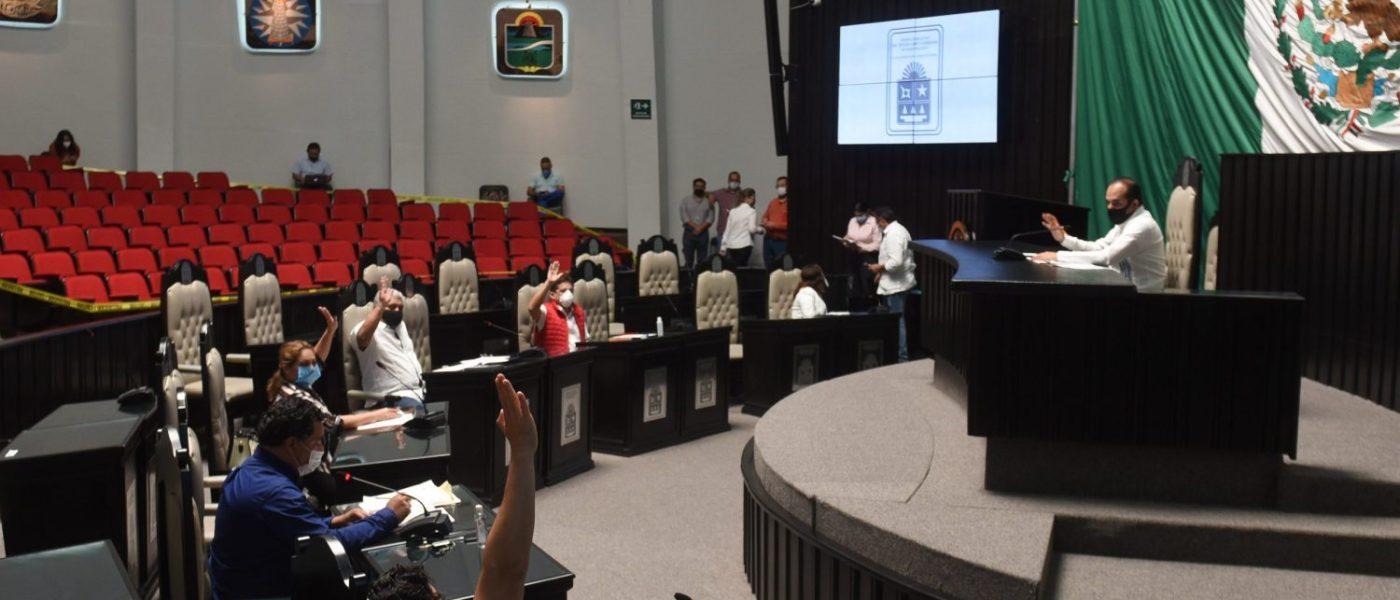 Turnan a comisiones diversas iniciativas presentadas por legisladores