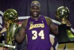 La estrella Shaquille O'Neal asegura que lo mejor es que acabe la NBA