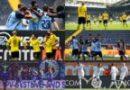 Así fueron los festejos de los goles en el regreso de la Bundesliga (FOTOS)