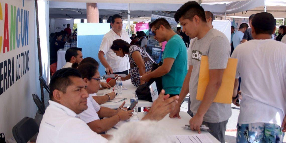 Feria de empleo en Cancún ofrecerá más de mil 500 vacantes