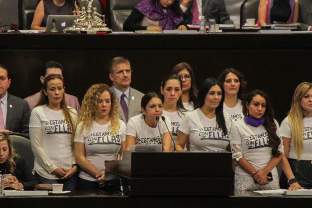 Dos días después, Diputados conmemoran Día Internacional de la Mujer