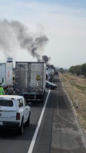 Así son los ponchallantas, arma para bloquear carreteras (VIDEOS)