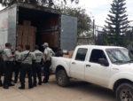Detiene Guardia Nacional a ladrones de alimentos