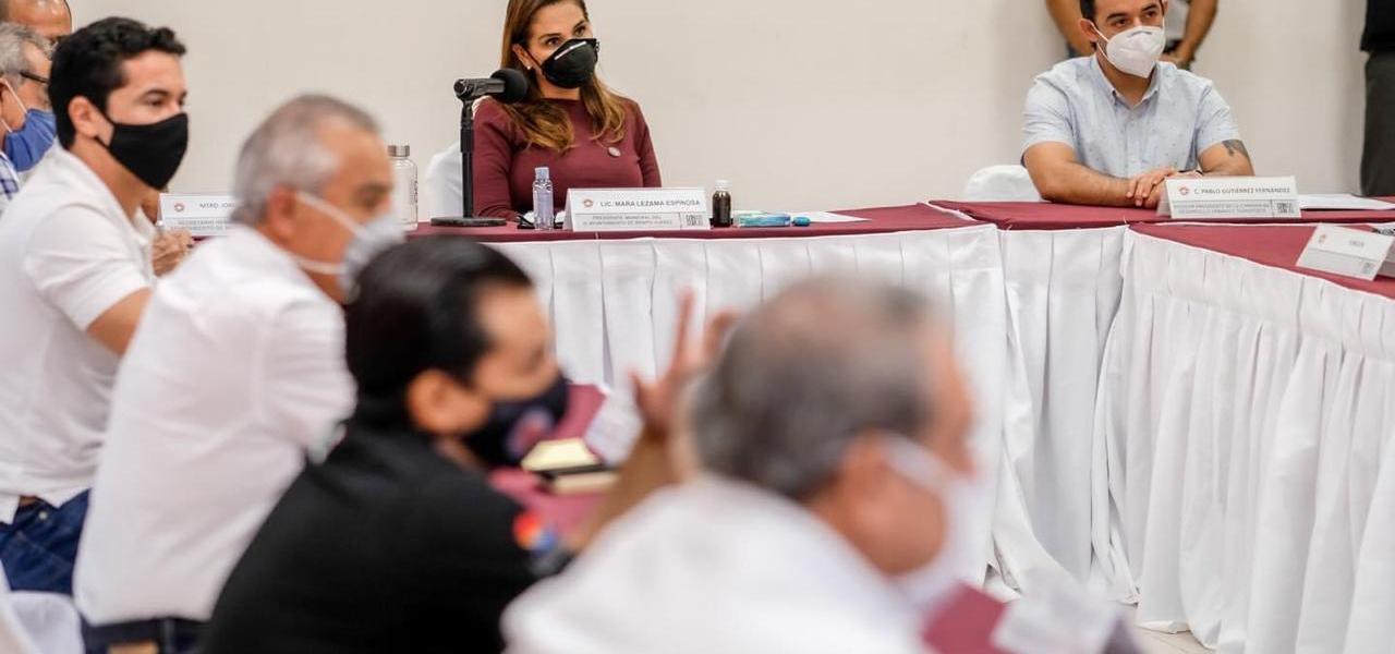 TRANSPORTISTAS SE COMPROMETEN CON MARA PARA REFORZAR MEDIDAS SANITARIAS