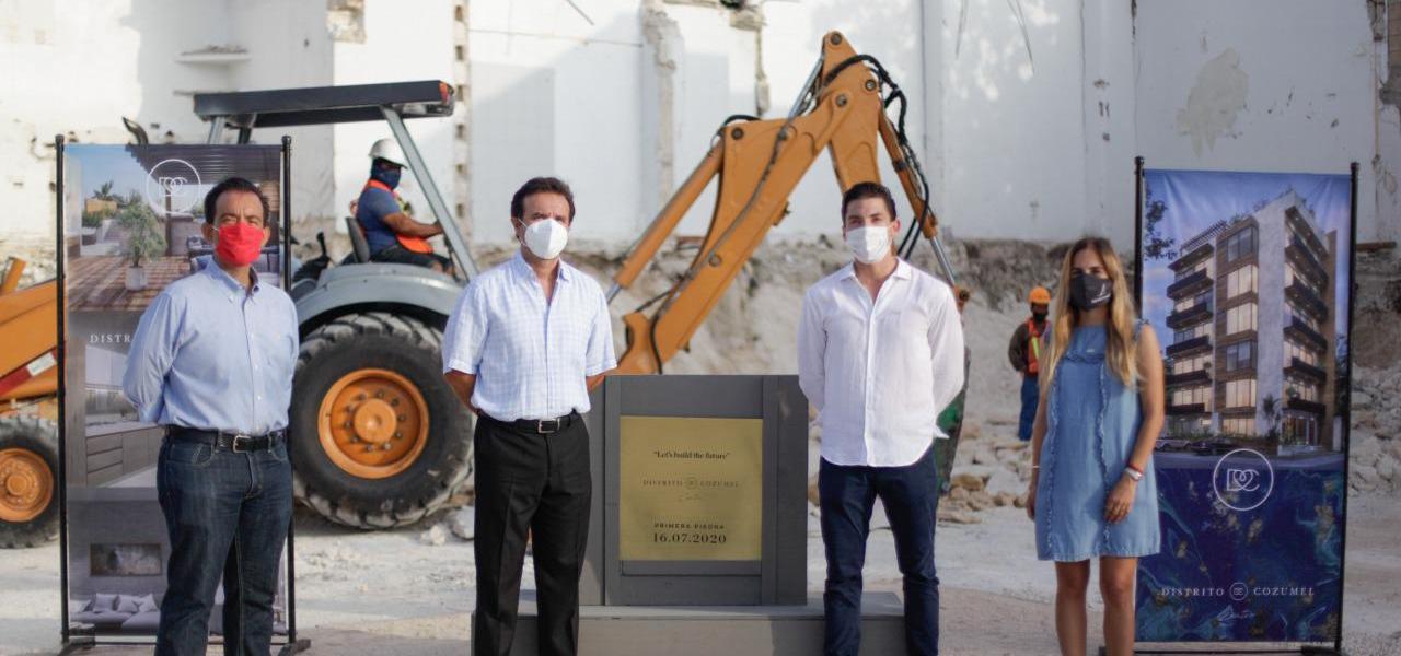 Con nuevos proyectos de inversión, se impulsa la generación de empleos en beneficio de la gente de Cozumel: Pedro Joaquín