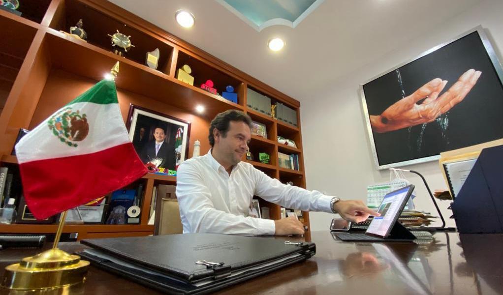 Proteger la salud, garantizar la seguridad y avanzar en la recuperación económica, prioridad del gobierno de Pedro Joaquín