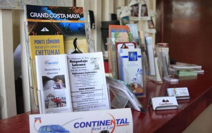 No quieren abrir las agencias de viaje en Chetumal