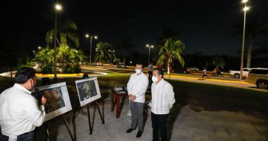 Gracias a la coordinación de los tres órdenes de gobierno, hoy Cozumel tiene mejor infraestructura social en beneficio de nuestra comunidad: Pedro Joaquín