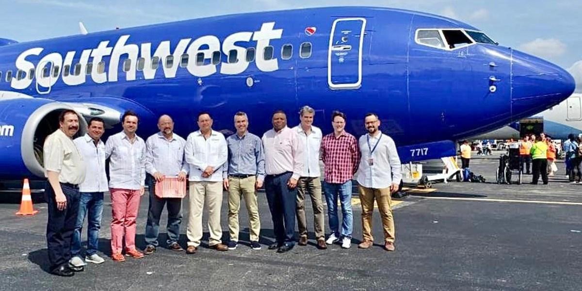 Cozumel cuenta con un nuevo vuelo desde Estados Unidos