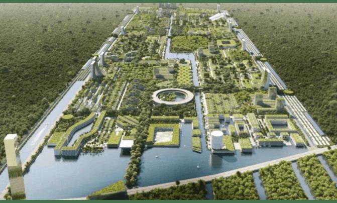 Cancún albergaría la primera ciudad eco-inteligente de México