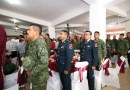 Homenajean a militar que murió en enfrentamiento en Qroo