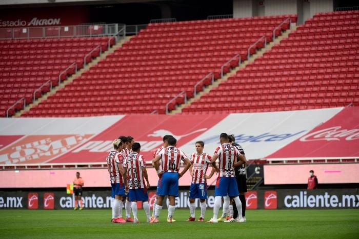 Pese a contagios, la Liga MX completa la primera fecha