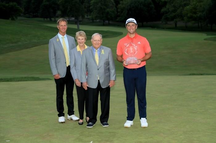 Jon Rahm conquista el Memorial Tournament