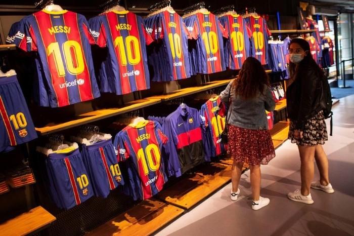 Reunión entre los Messi y el FC Barcelona termina sin acuerdos