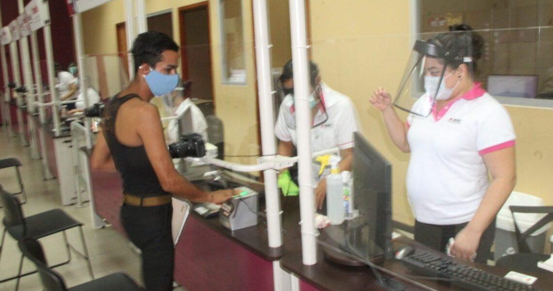 Exhorta INE en Quintana Roo a ciudadanos agendar cita para solicitar credencial de elector