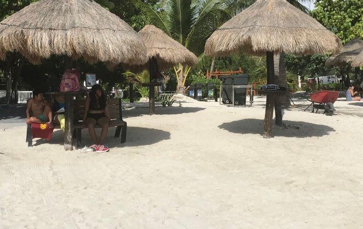 Cancún: Playas Limpias de Sargazo hoy 3 de marzo de 2020