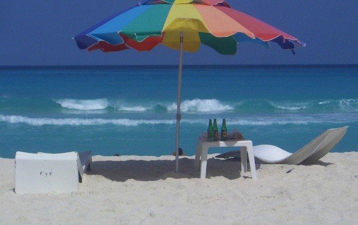 Cancún: Playas Limpias de Sargazo hoy 3 de Julio de 2020
