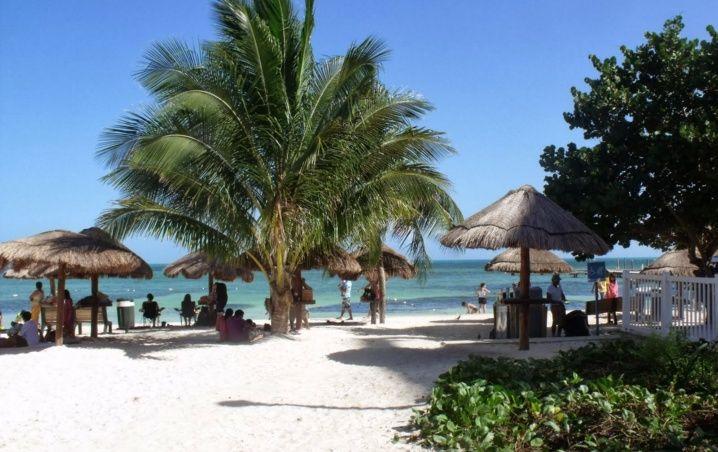 Cancún: Playas limpias de sargazo hoy 20 de enero de 2020