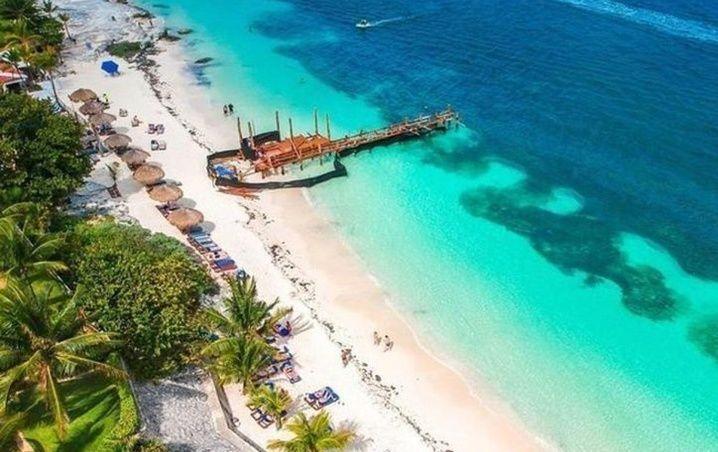 Cancún: Playas Limpias de Sargazo hoy 27 de mayo de 2020